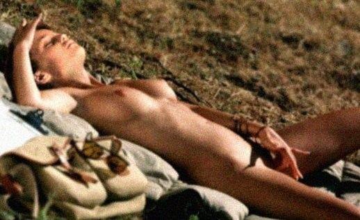Vanessa paradis nude noce blanche